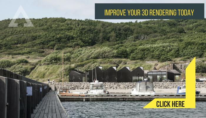 Improve your 3d rendering