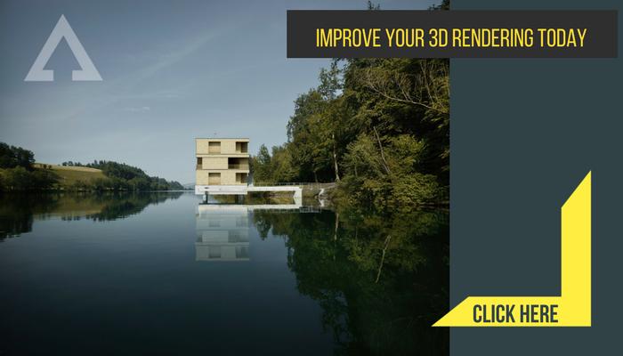 3d rendering service serve you 24/7