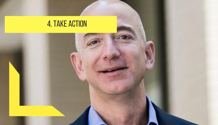 Take action as always