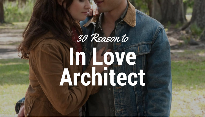 30 way to inlove with architect