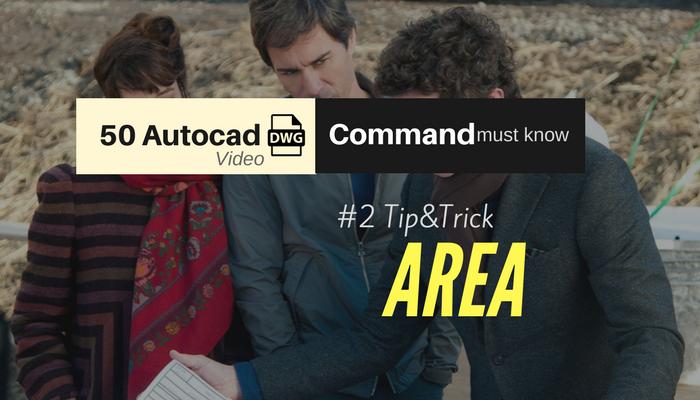 autocad tip & trick