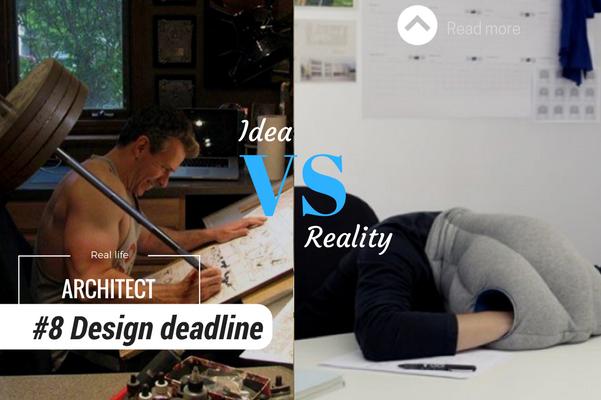 Architect reality Design deadline