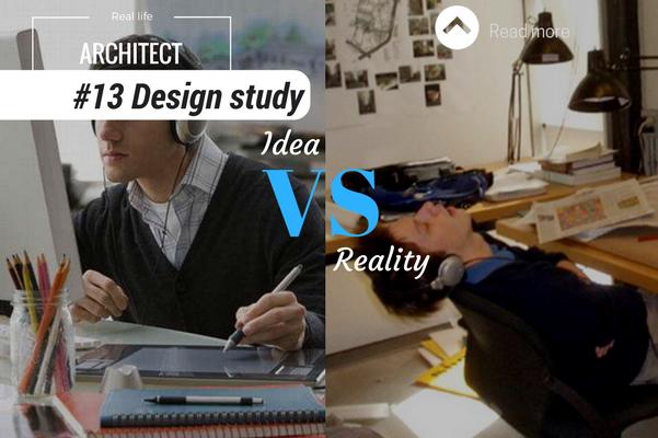 Architect reality design study