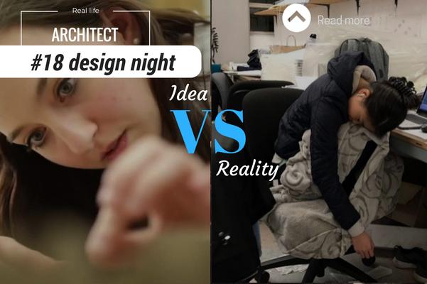 Architect reality design night