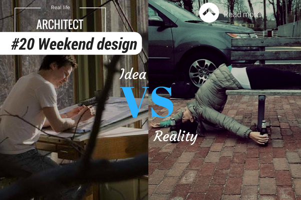 Architect reality weekend design
