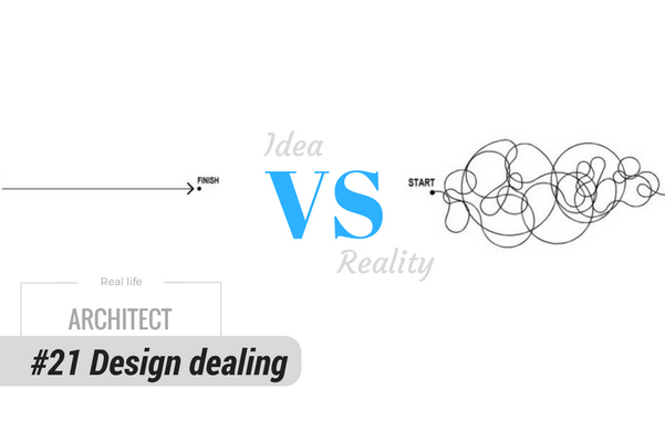 Architect reality design dealing