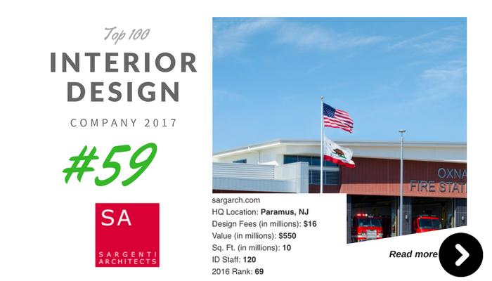 top 100 interior design company SA