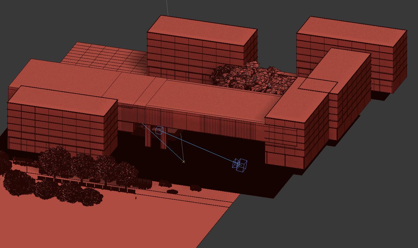 Isometic zoom model