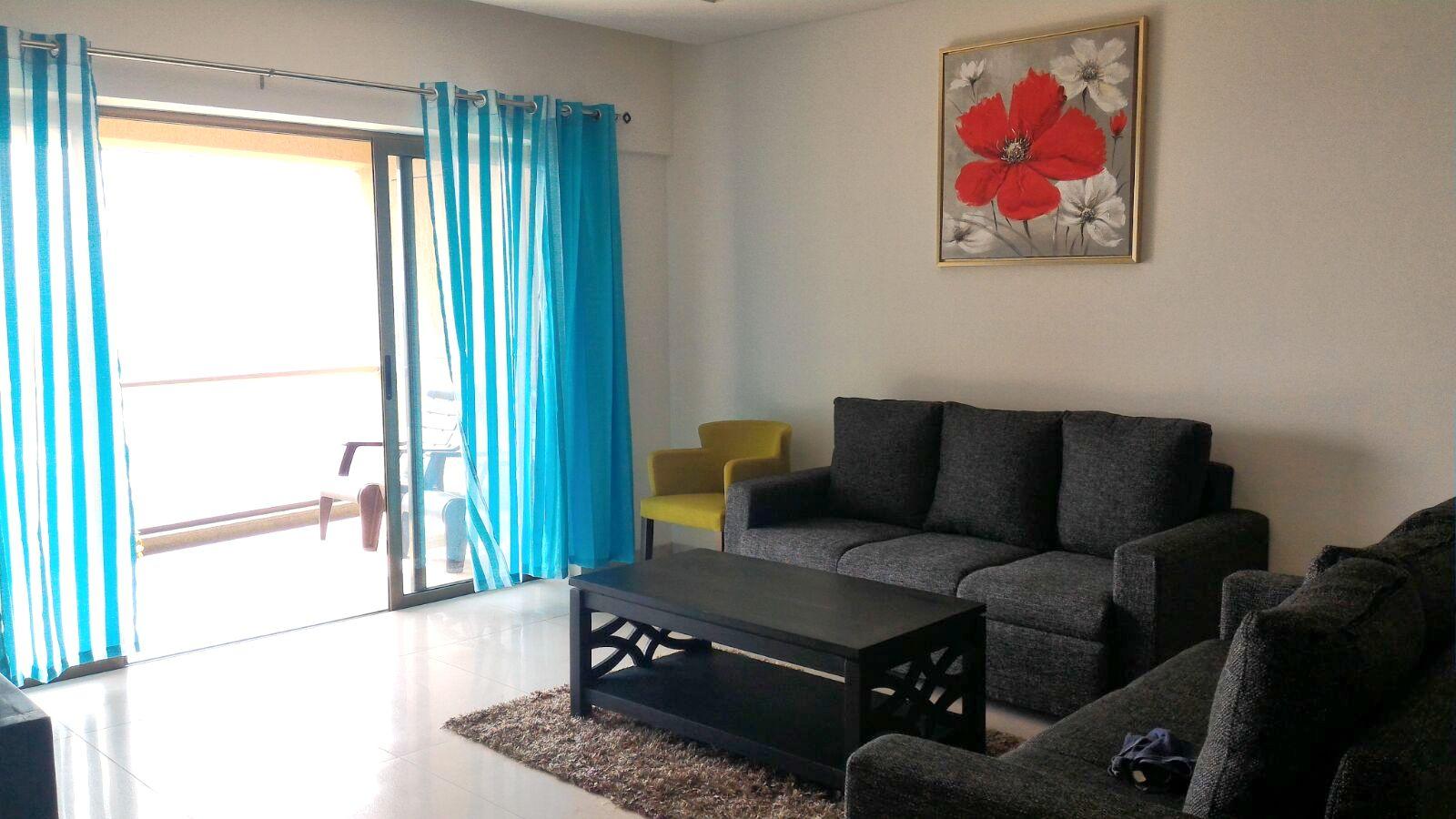 Living room; Monet House