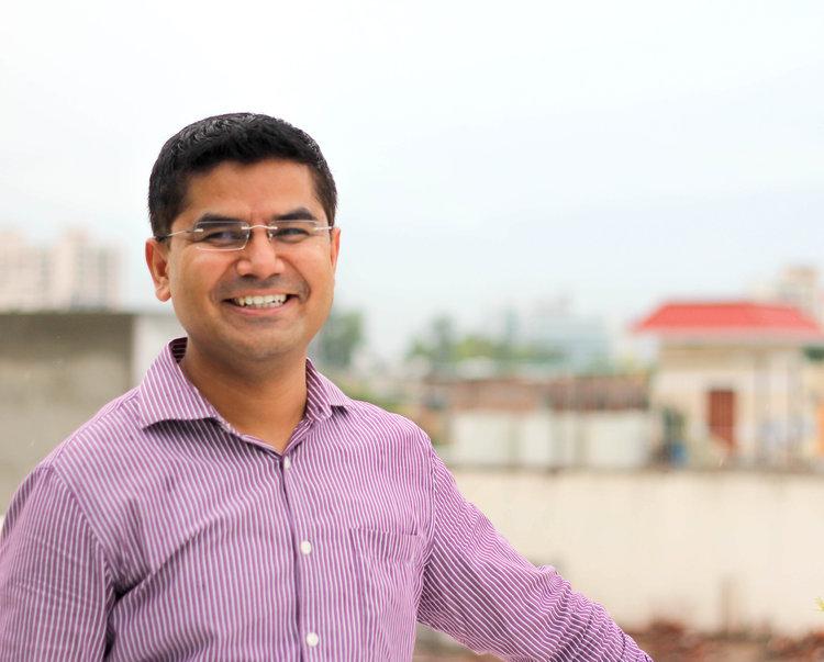 Vaibhav Bisht, Finance Manager