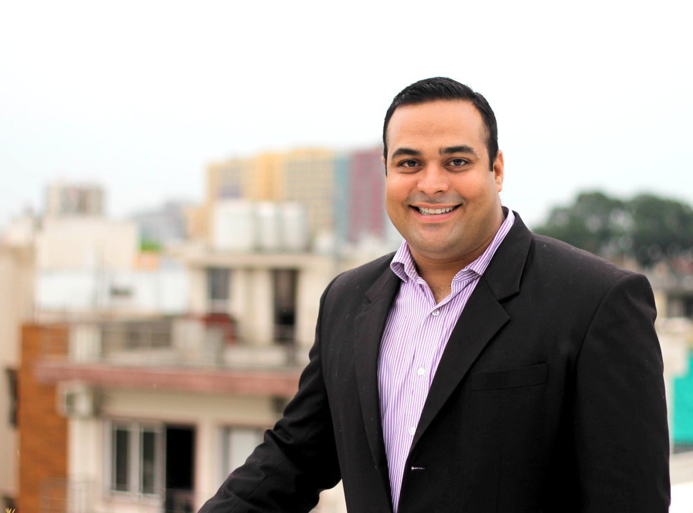 Jagdish Rewar, Food & Beverage Manager