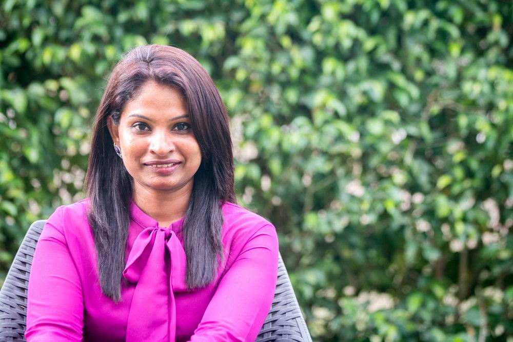 Prasita Nair, Head of Clinical Operations & Facility Manager, Frida