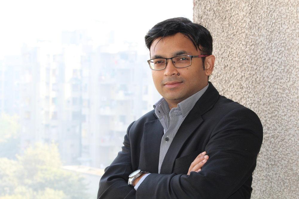 Kumar Vivek, Financial Consultant - CFO