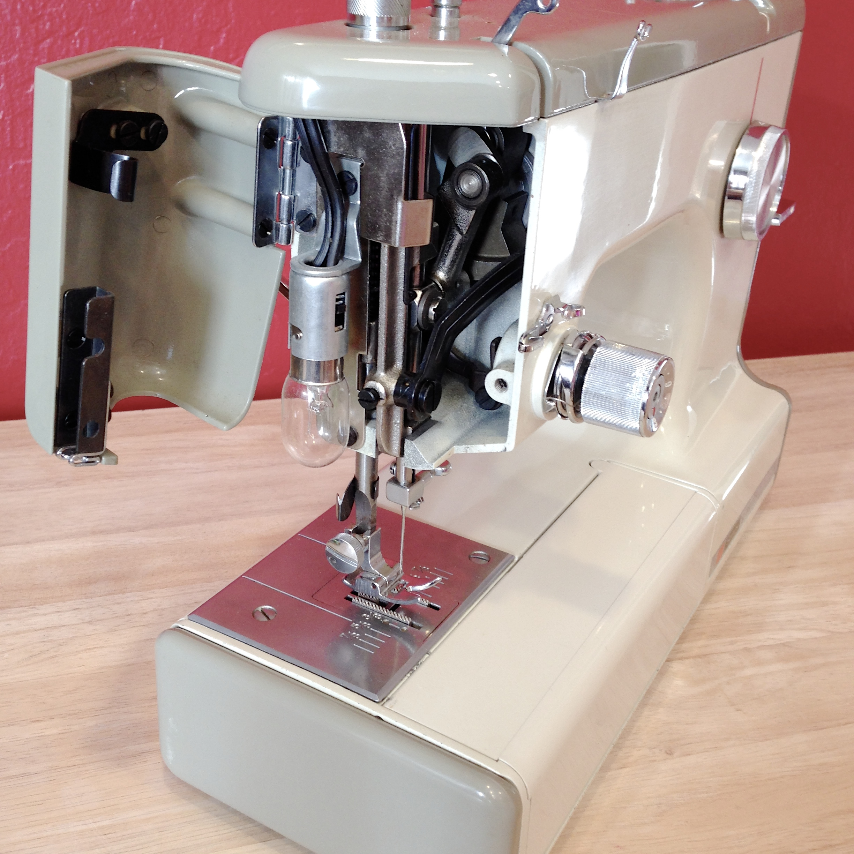 Needle bar mechanism