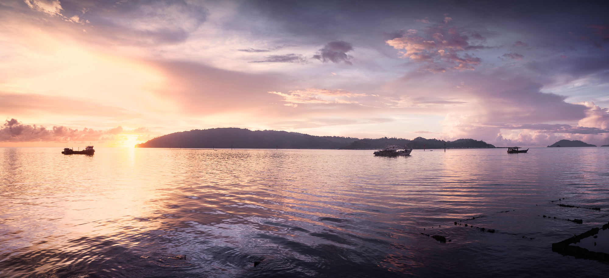 ISLANDS VIII