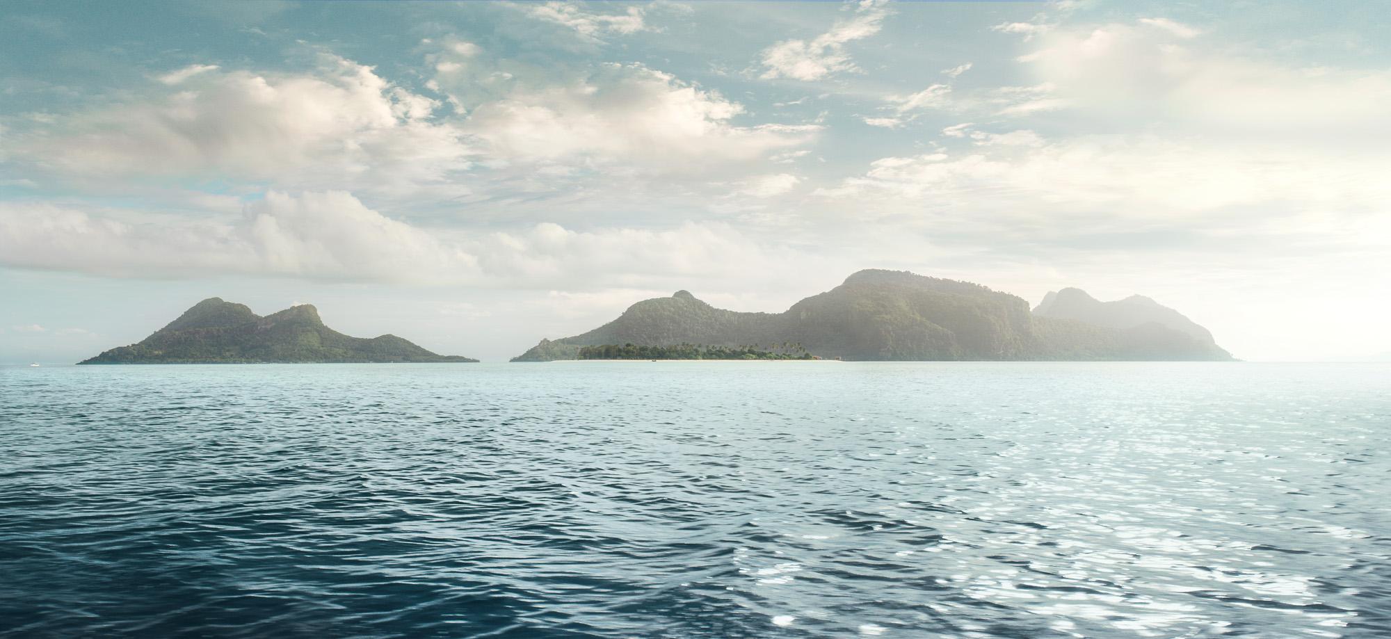 ISLANDS V