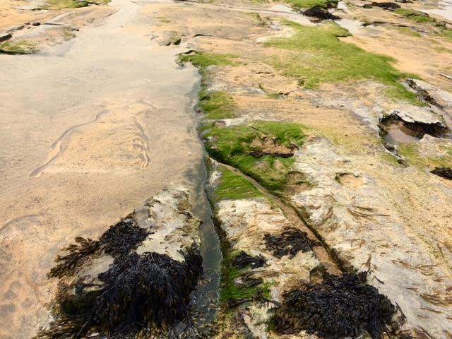 Fanore shoreline