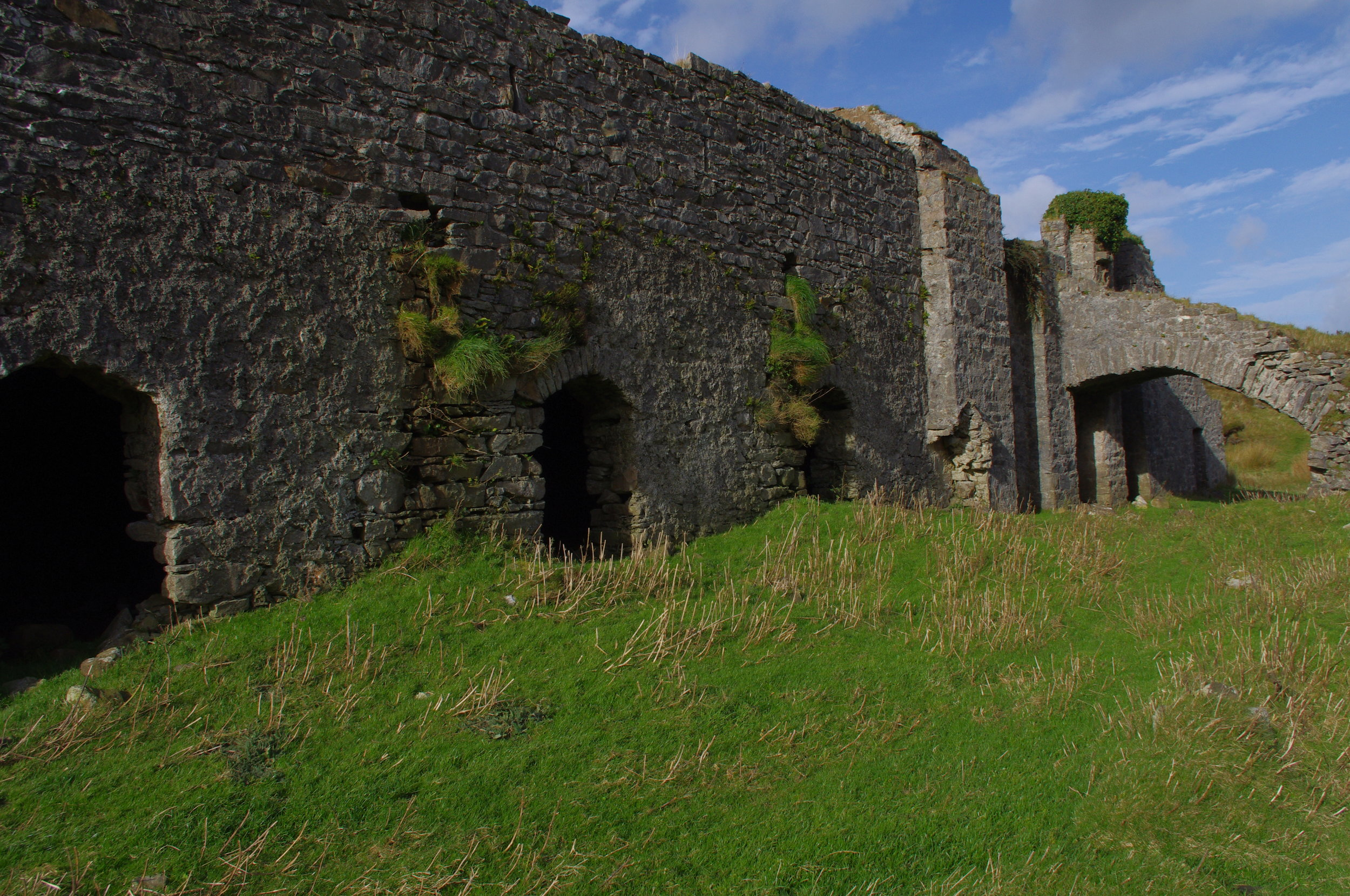 Bastle, Fortress House, Dunfanaghy, Donegal