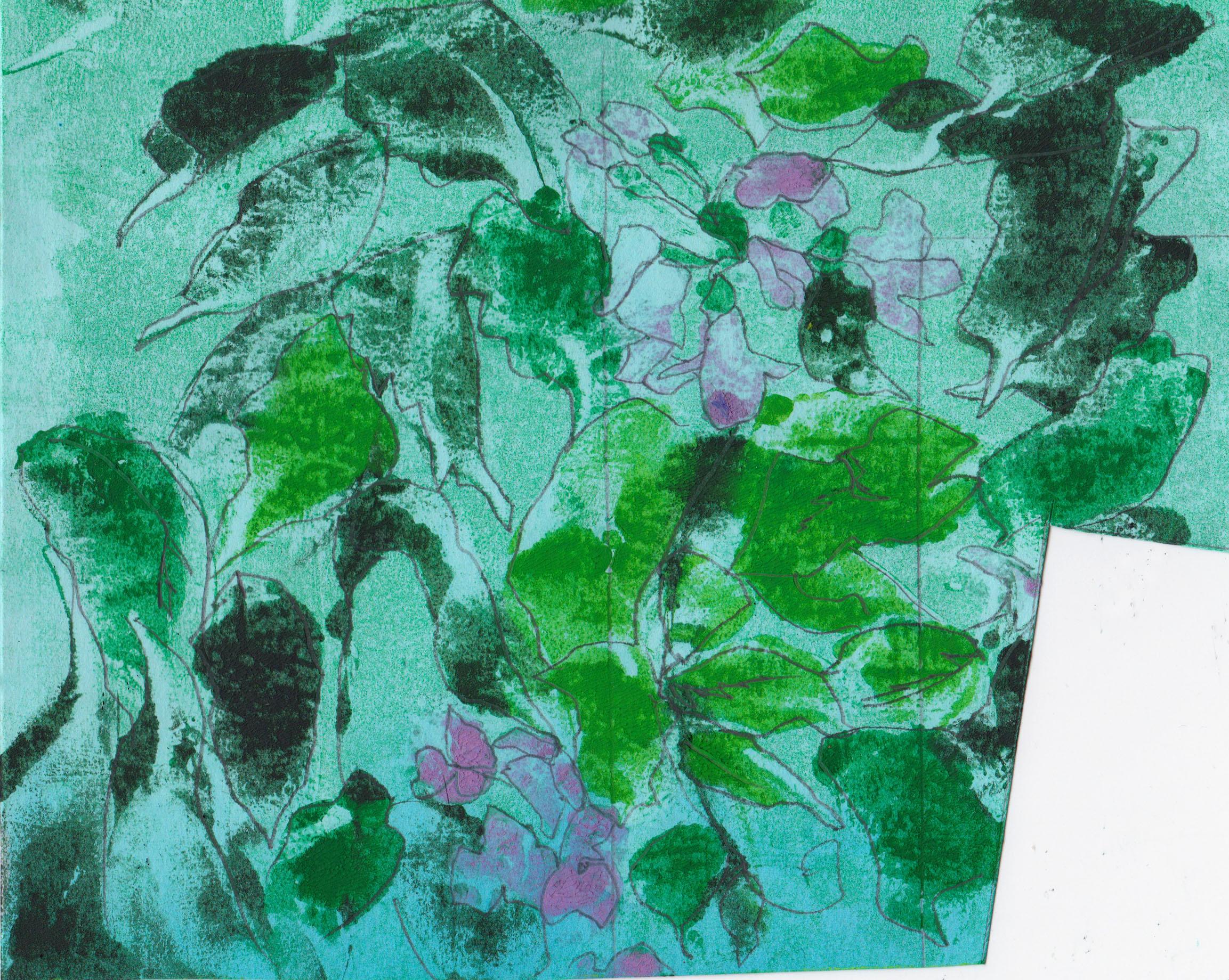 Floral Mono