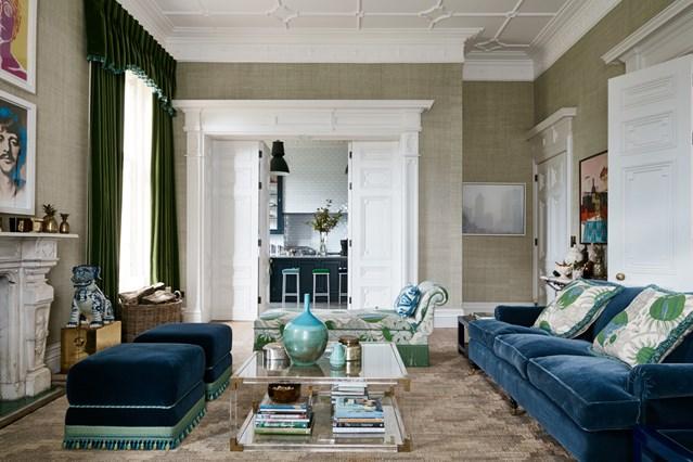 Ferney Hall by Henri Fitzwilliam-Lay. Photo credit  House & Garden