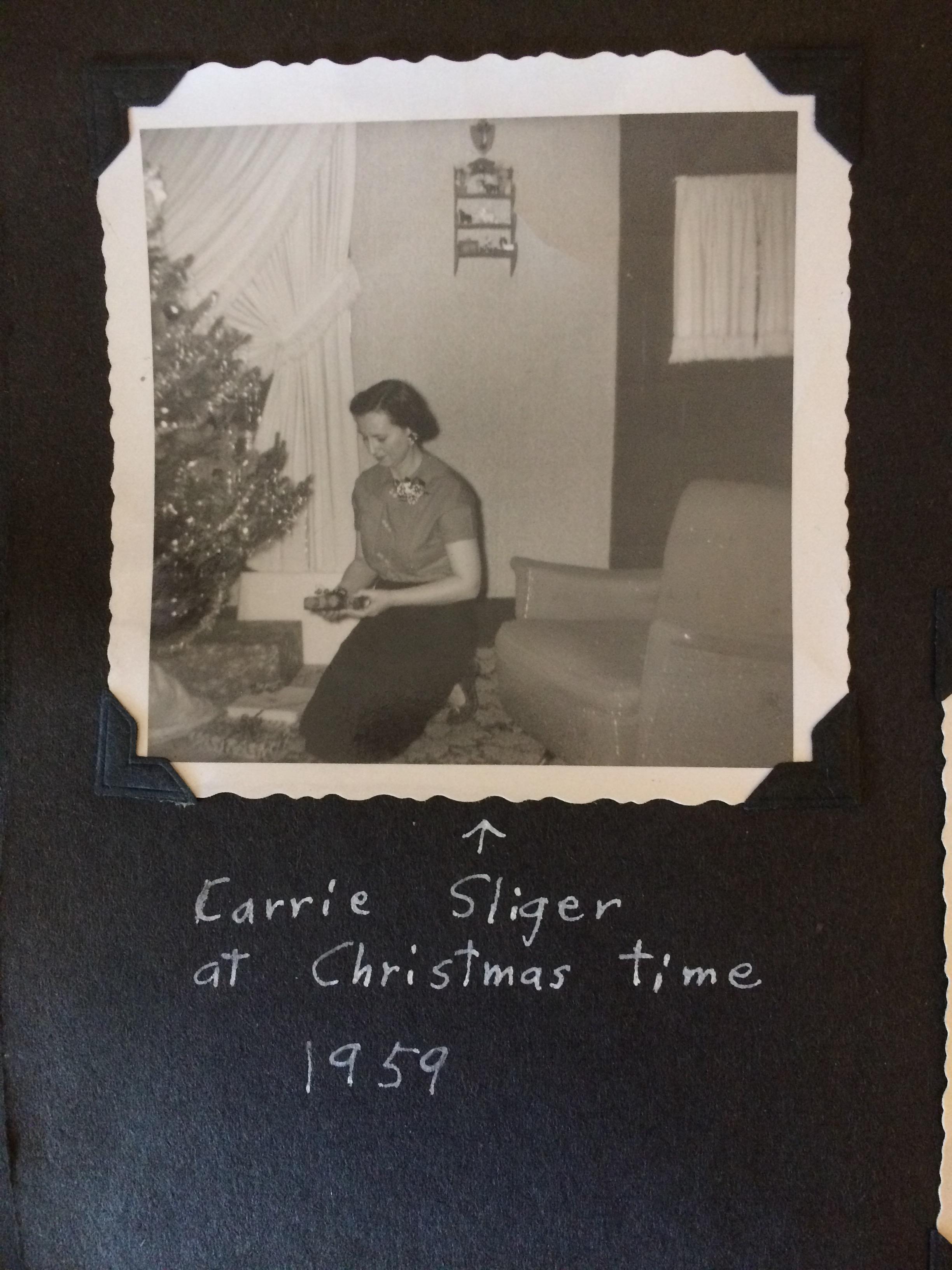 Grandma in 1959