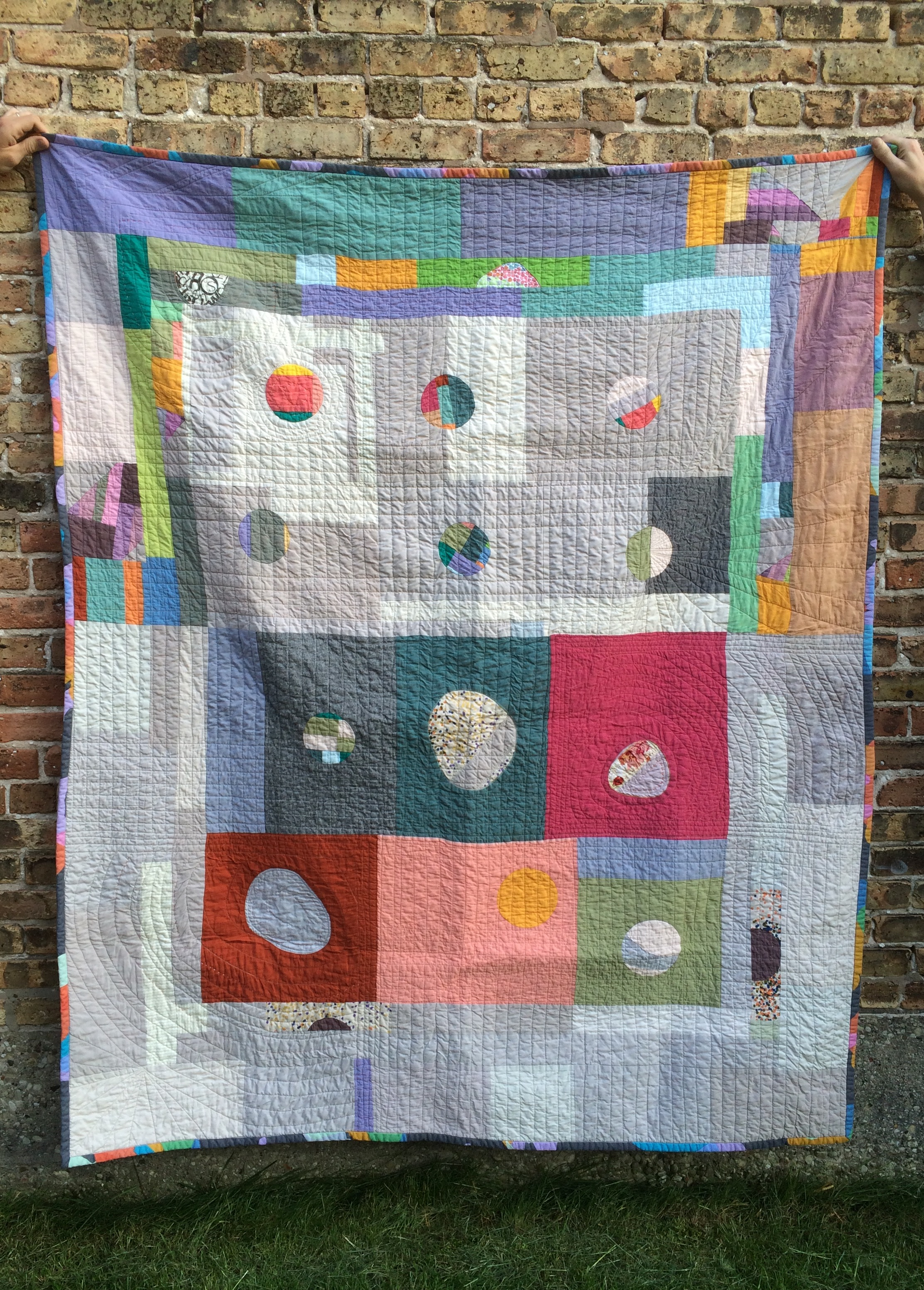 Quilt for the Taylors