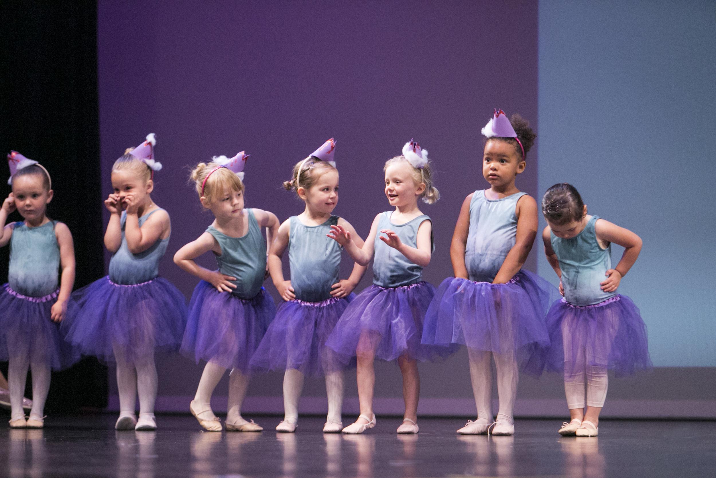Pink Petal Ballet Sweet Pea Photography Lori Miles