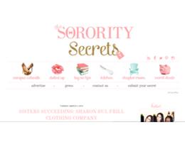THE SORORITY SECRETS