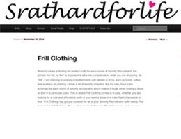 SRATHARD FOR LIFE