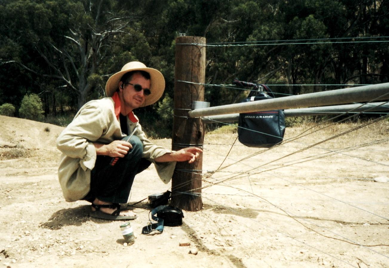 David Murphy, Burra Gorge, South Australia