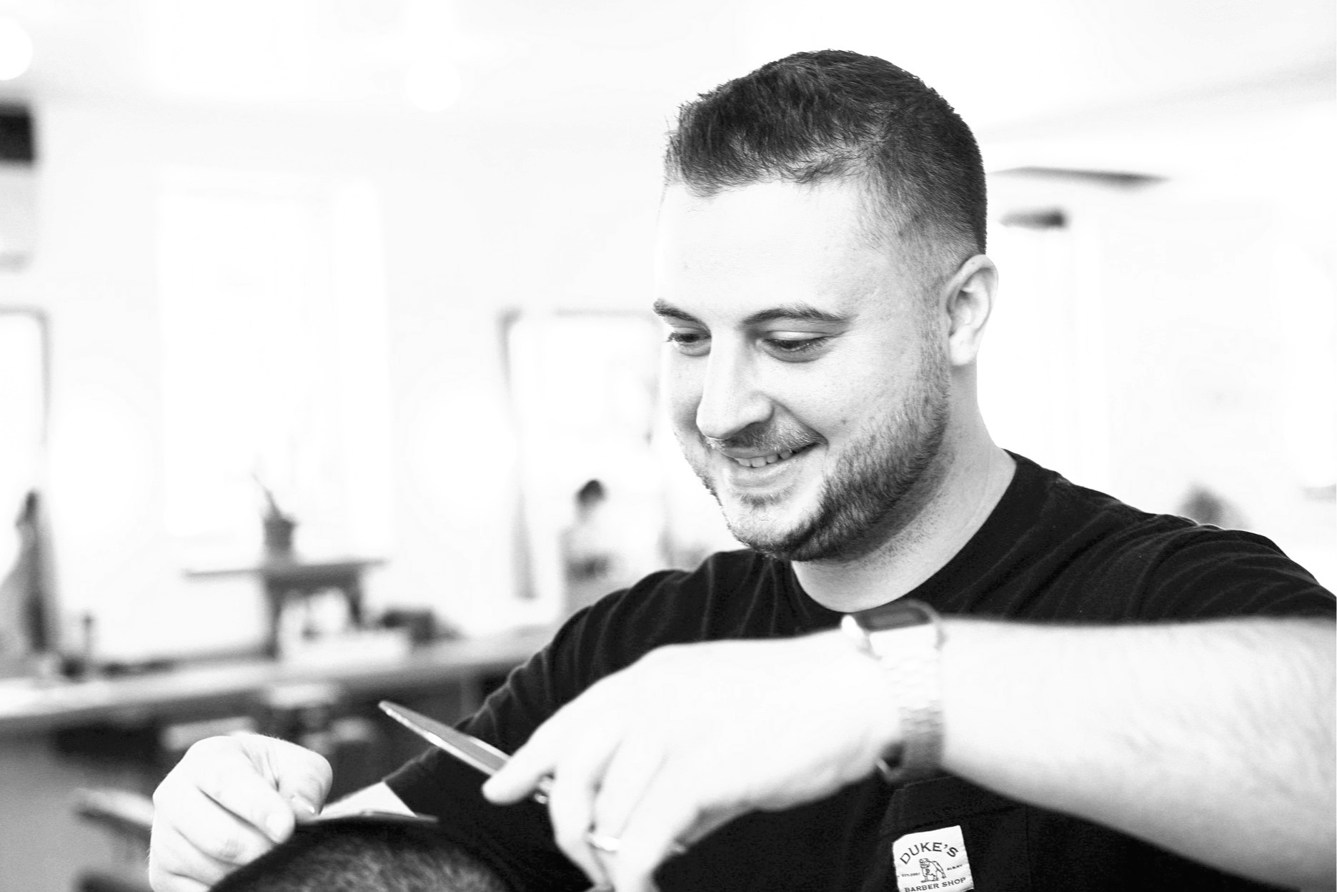 Ryan  …Connecticut native and graduate of A.B.I, Ryan is an avid NY sports fan with a passion for classic hair styles. Love's live music, New York pizza and playing pac man on his days off.