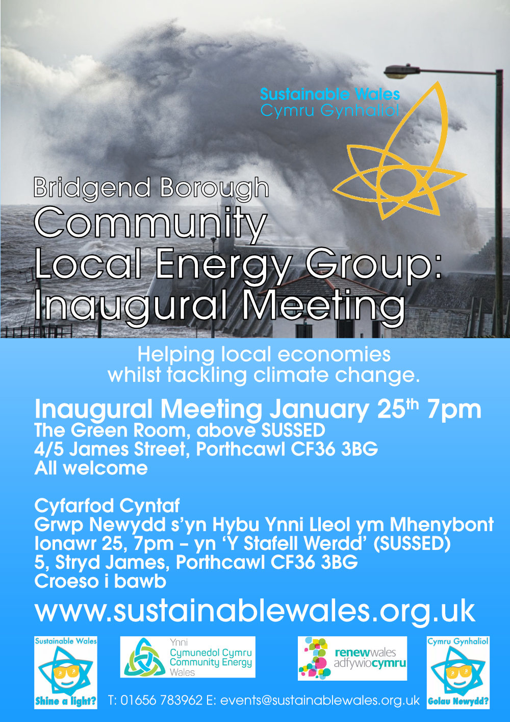 Local energy group Sustainable Wales poster.jpg
