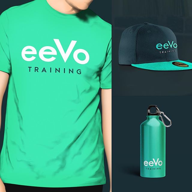 😄 Such a fun brand identity project for @eevotraining 🏆  #logo #illustrations #branding #design #graphicdesign #dribbble