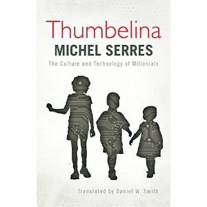 Thumbelina: The Culture and Technology of Millennials by Michel Serres.  The author highlights everything that has changed in our lives from our birth to our death between today's children and their parents. I strongly share his vision of the enormous gap between today's children and today's school system.