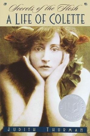Sidonie-Gabrielle Colette was a French novelist in the 1800's - a real character in her time. She broke so many taboos; had multiple affairs, multiple marriages, was a career woman - all of which back then was disgraceful behaviour!