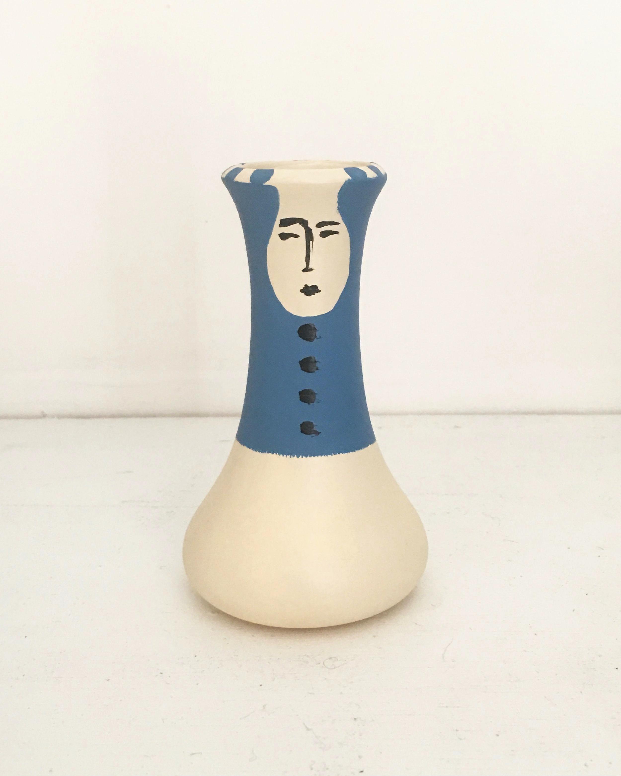 Lady Looks Bud Vase {sold}