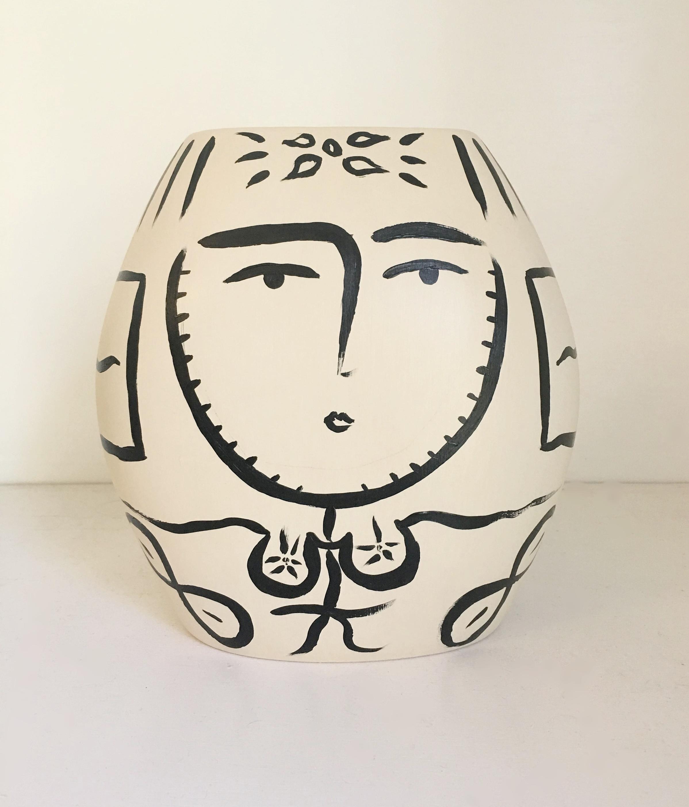 Sacred Femme Vase II - Sold