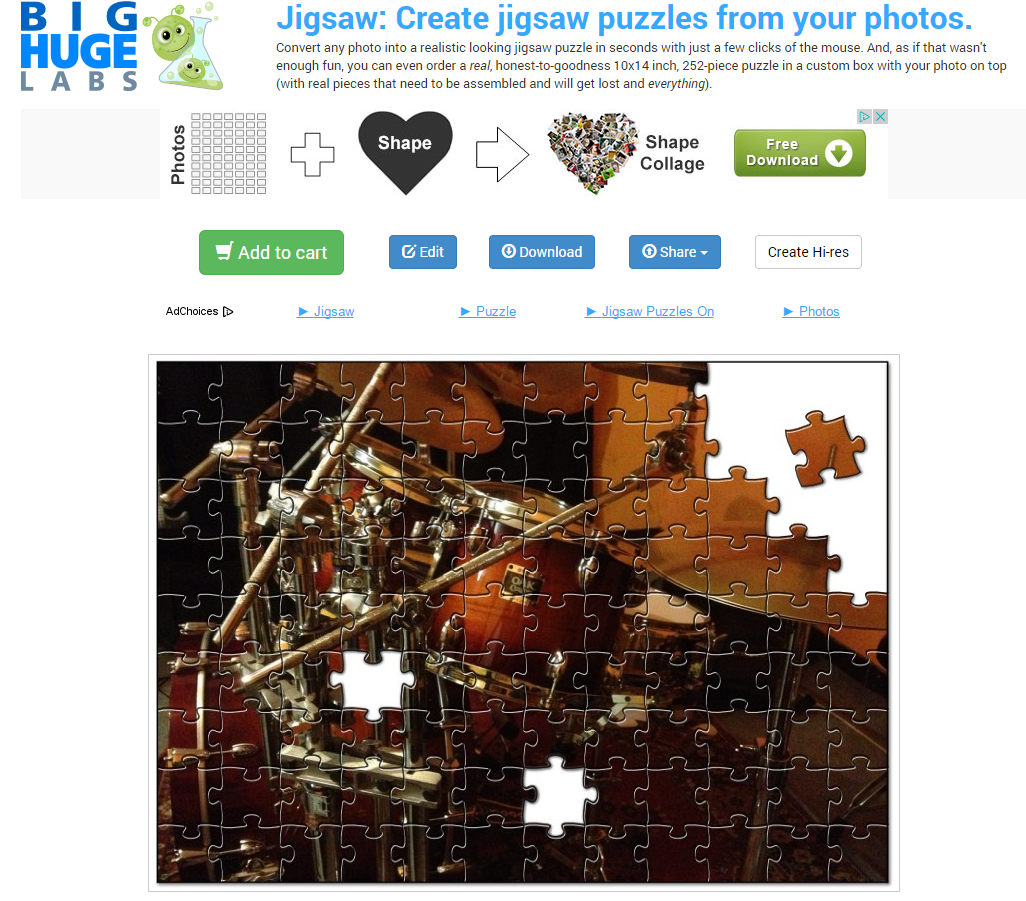 Click the pic to open the Jigsaw creator in a new window