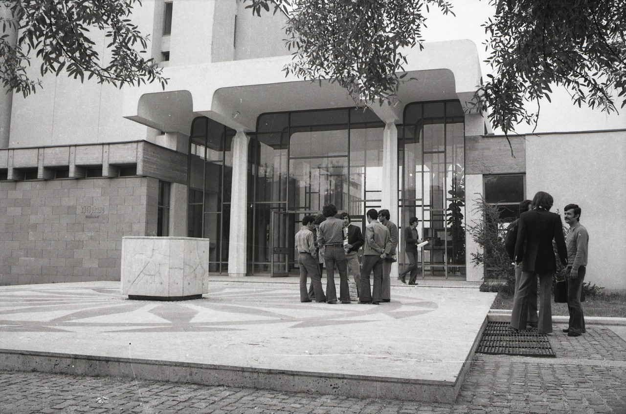 METU Library, via New Old Stock