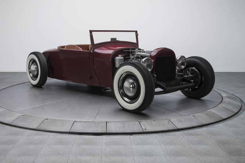 1928 Ford Roadster - Car Show Photo