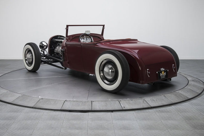 1928 Ford Roadster - Show Photo