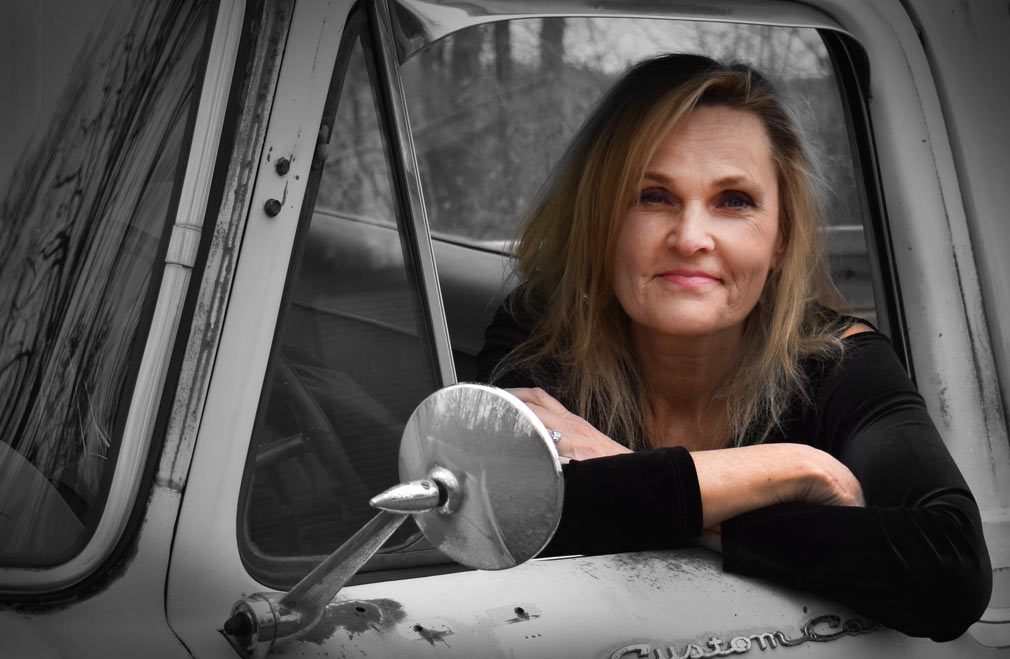 "Leslie Sultana: Owner - Leslie grew up around cars in Pikeville, KY. Her father was a ""car guy"" and was always bringing something new around, which peaked her interest at an early age. One of her first cars was a Chevrolet Camaro, and throughout her life, she's also owned a Corvette and El Camino. Her current love is"