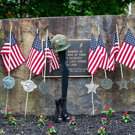 Thank you to all who have made the ultimate sacrifice for our country. Also to the families of the fallen. We are grateful.