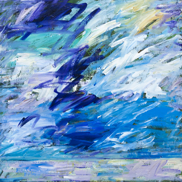 """""""Waterscape # 14"""""""