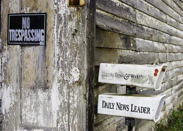 Vesuvius VA Mailbox