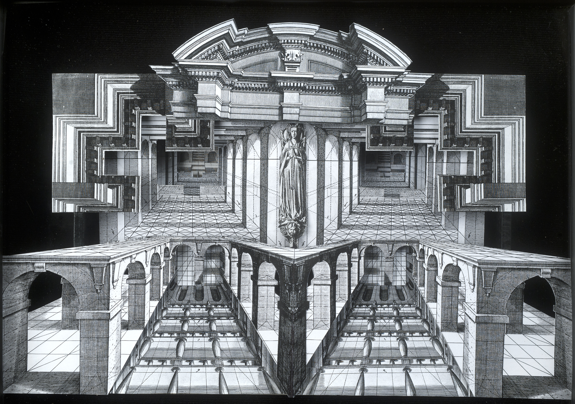 Architecture with perspective #2