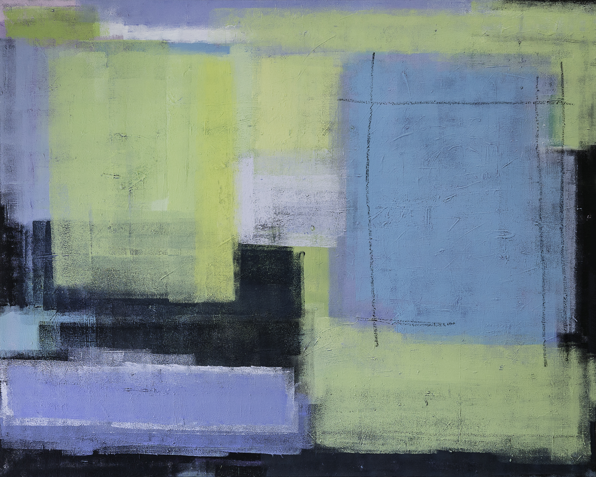 """""""Memoryscapes: Blurry Lines III No. 3"""""""