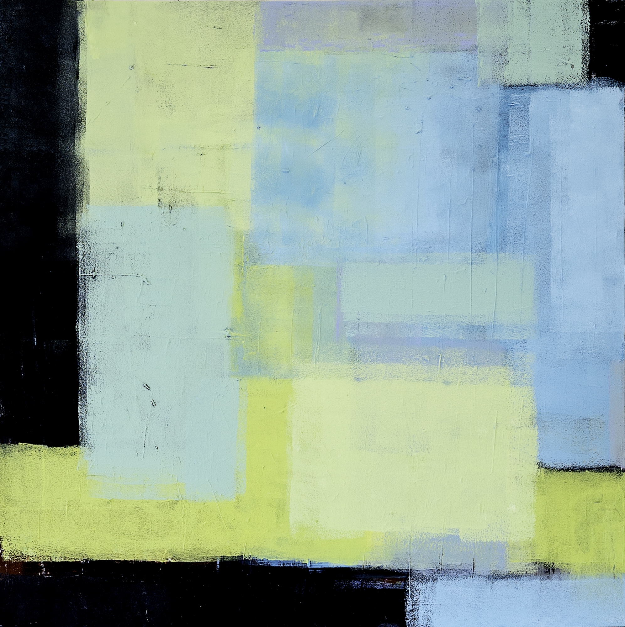 """""""Memoryscapes: Blurry Lines III No. 12"""""""