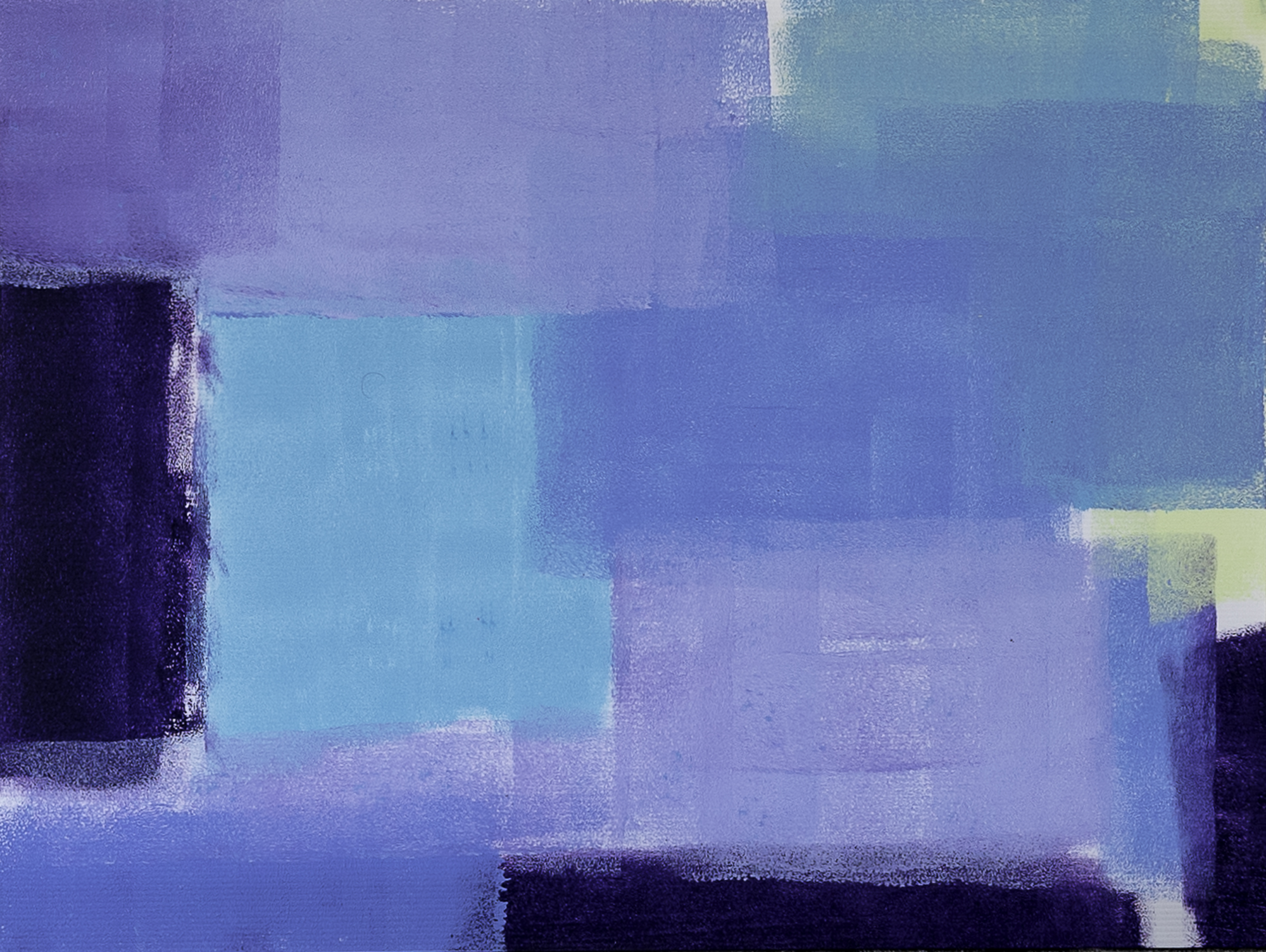 """""""Memoryscapes: Blurry Lines III No. 13"""""""