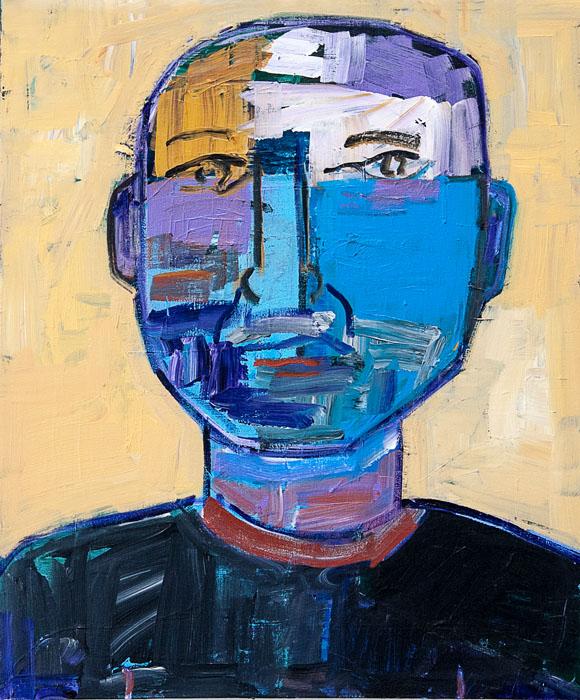 Icon No. 27 By Steve Alderton